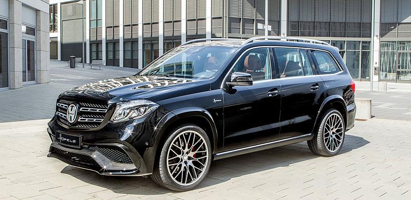 Mercedes-Benz GLS může být díky Hofele-Design ještě luxusnější: - fotka 10
