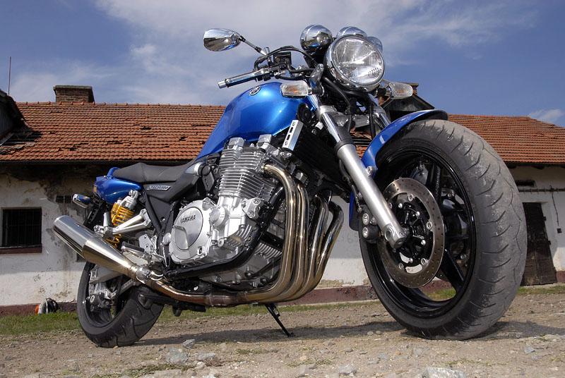 Test - Yamaha XJR1300: profesorská jízda: - fotka 10