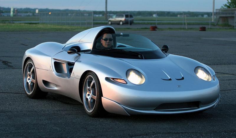 W3 Triposto: zábava pro tři s motorem Porsche: - fotka 14