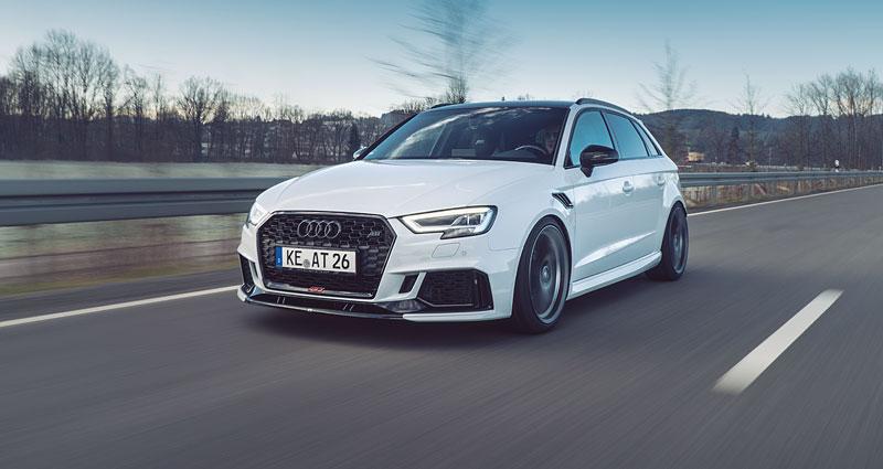 ABT ladí Audi RS 3 Sportback na 500 koní: - fotka 9