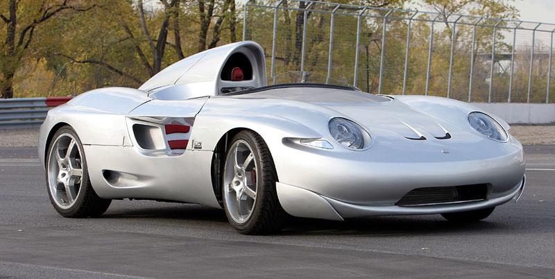 W3 Triposto: zábava pro tři s motorem Porsche: - fotka 17
