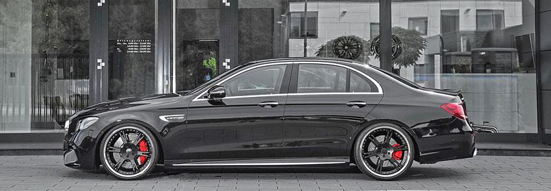 WheelsAndMore ladí nejvýkonnější sedany, kupé i kabriolety Mercedes-Benz třídy E: - fotka 10