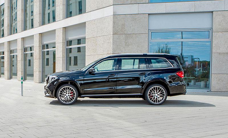 Mercedes-Benz GLS může být díky Hofele-Design ještě luxusnější: - fotka 13