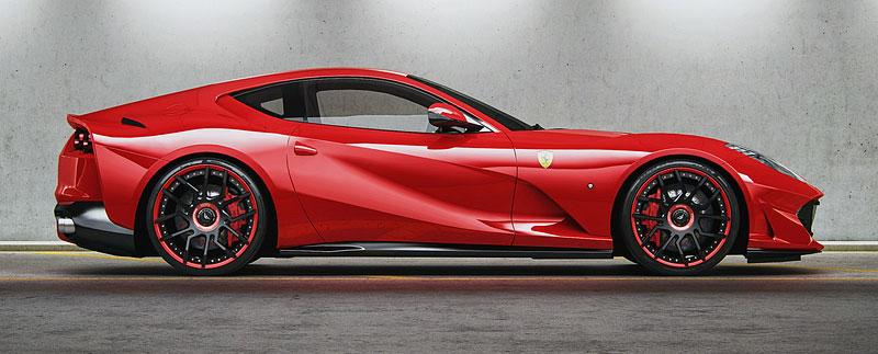 WheelsAndMore ladí zvuk, výkon i podvozek Ferrari 812 Superfast: - fotka 4
