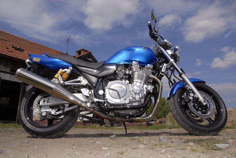 Test - Yamaha XJR1300: profesorská jízda: - fotka 15