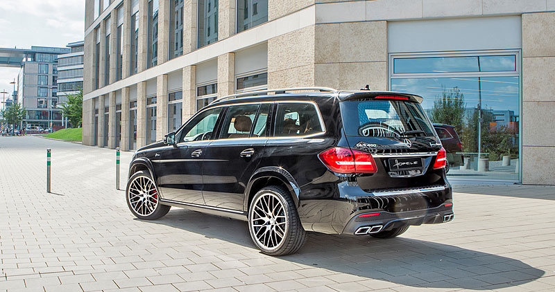 Mercedes-Benz GLS může být díky Hofele-Design ještě luxusnější: - fotka 14