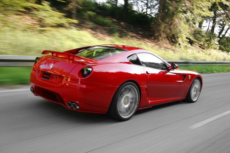 Novitec Rosso Ferrari 599 GTB: - fotka 12