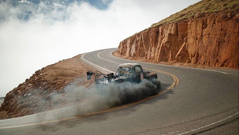 Otřískanej pick-up Ford by vám natrhnul…: - fotka 13