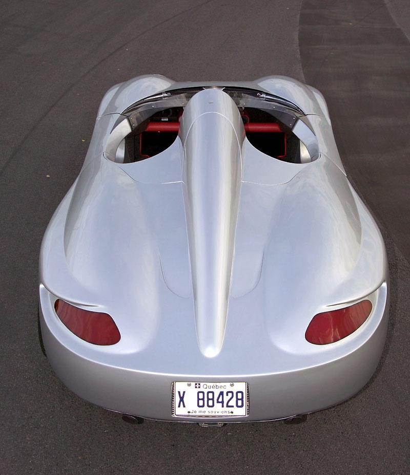 W3 Triposto: zábava pro tři s motorem Porsche: - fotka 25