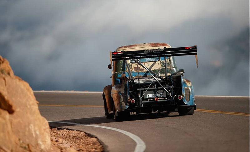 Otřískanej pick-up Ford by vám natrhnul…: - fotka 15