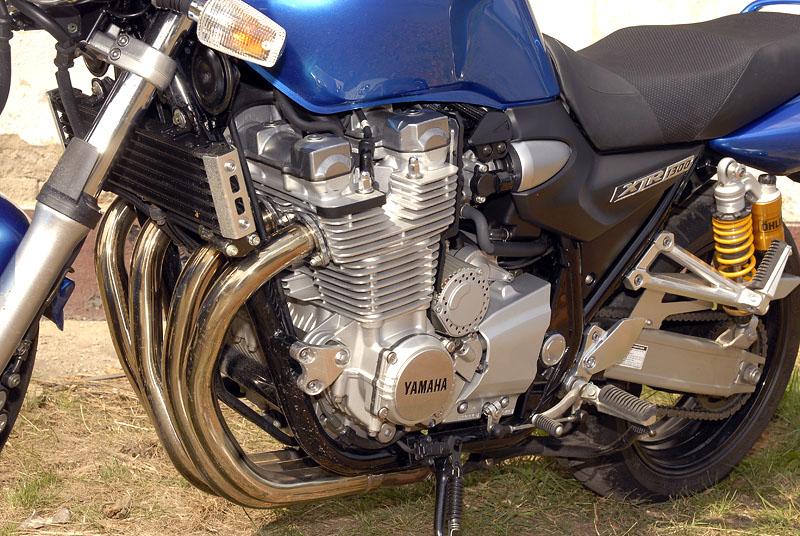 Test - Yamaha XJR1300: profesorská jízda: - fotka 20