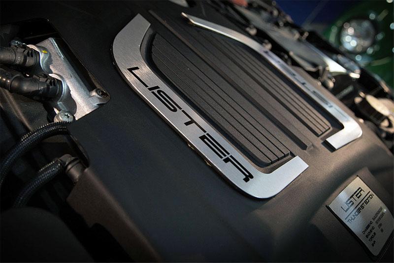 Lister proměnil Jaguar F-Type v extrémní Thunder: - fotka 12