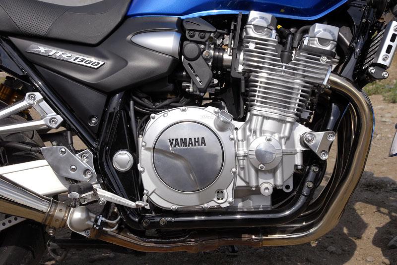 Test - Yamaha XJR1300: profesorská jízda: - fotka 22