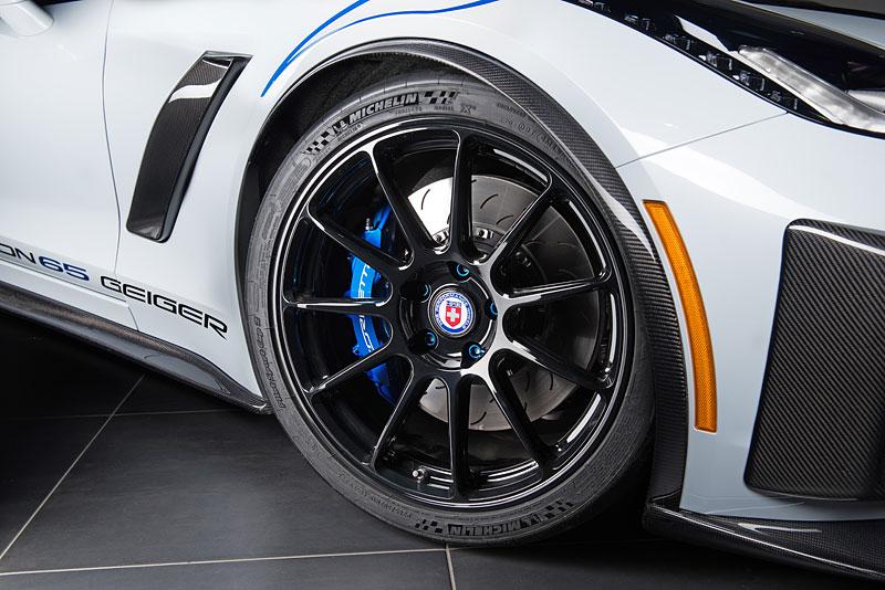 Chevrolet Corvette Z06 Carbon 65 Edition je stylová oslava výročí od GeigerCars: - fotka 11