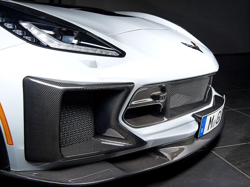 Chevrolet Corvette Z06 Carbon 65 Edition je stylová oslava výročí od GeigerCars: - fotka 13