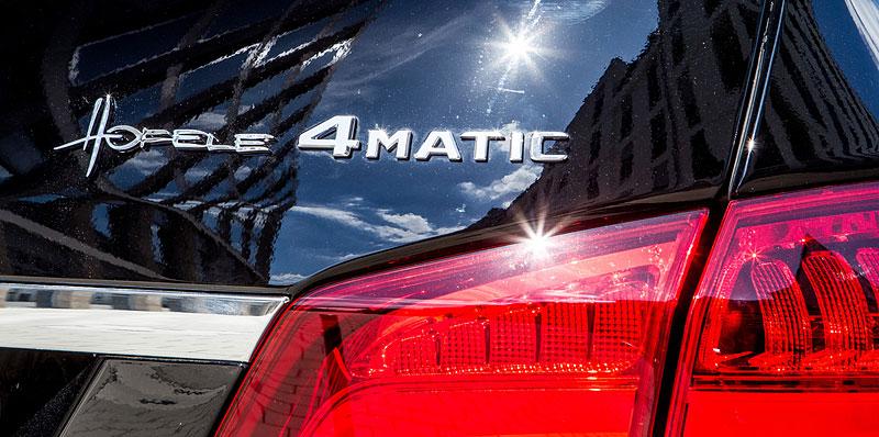 Mercedes-Benz GLS může být díky Hofele-Design ještě luxusnější: - fotka 17
