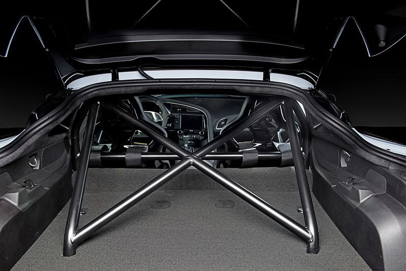 Chevrolet Corvette Z06 Carbon 65 Edition je stylová oslava výročí od GeigerCars: - fotka 14