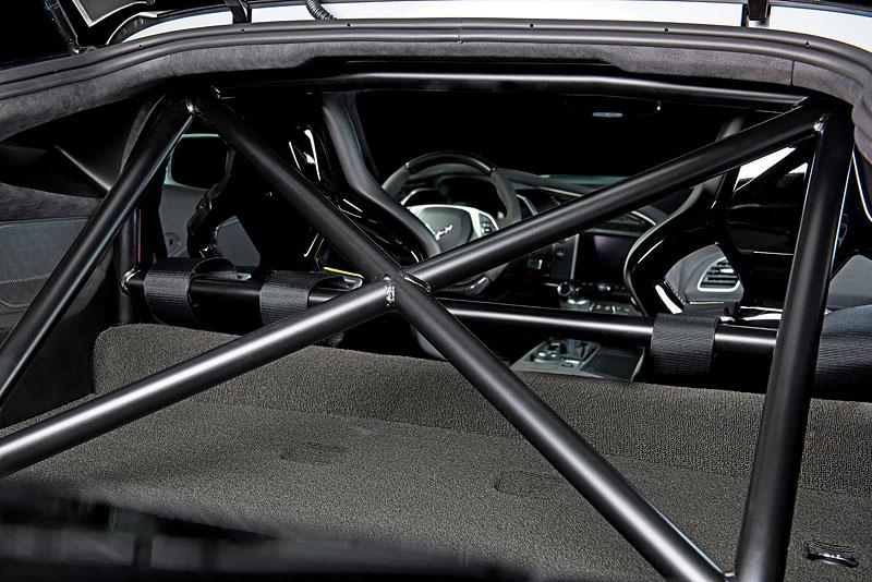 Chevrolet Corvette Z06 Carbon 65 Edition je stylová oslava výročí od GeigerCars: - fotka 15
