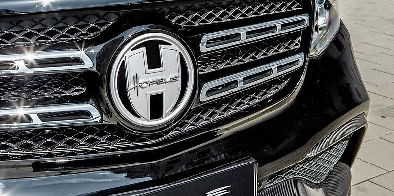 Mercedes-Benz GLS může být díky Hofele-Design ještě luxusnější: - fotka 20