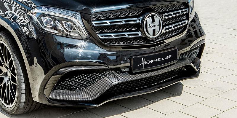 Mercedes-Benz GLS může být díky Hofele-Design ještě luxusnější: - fotka 22