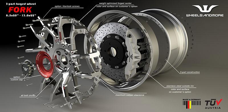 WheelsAndMore ladí zvuk, výkon i podvozek Ferrari 812 Superfast: - fotka 13