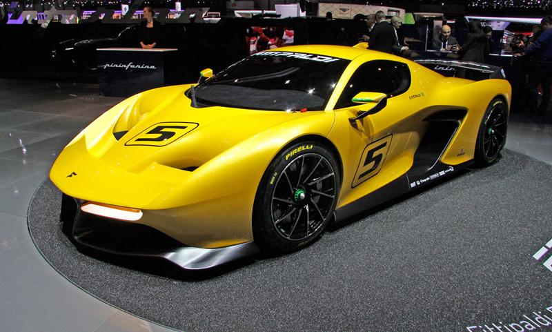Fittipaldi EF7 Vision Gran Turismo by Pininfarina nabízí skutečné i virtuální svezení: - fotka 3