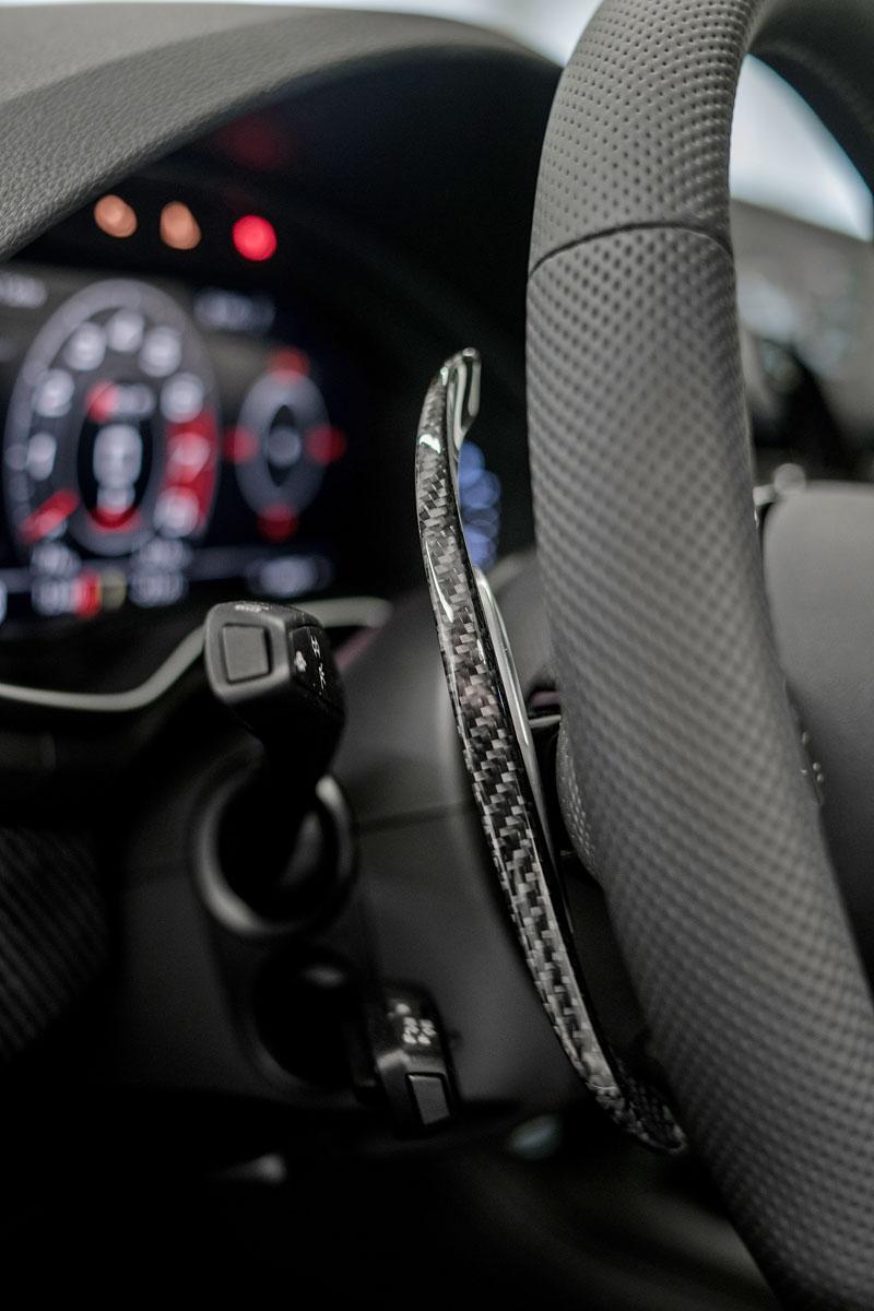 ABT RS5-R ohromuje svým vzhledem i technikou: - fotka 5