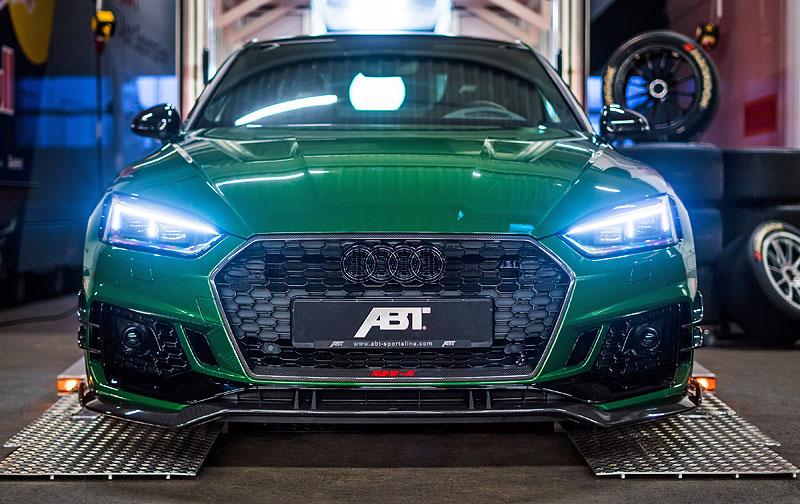 ABT RS5-R ohromuje svým vzhledem i technikou: - fotka 9