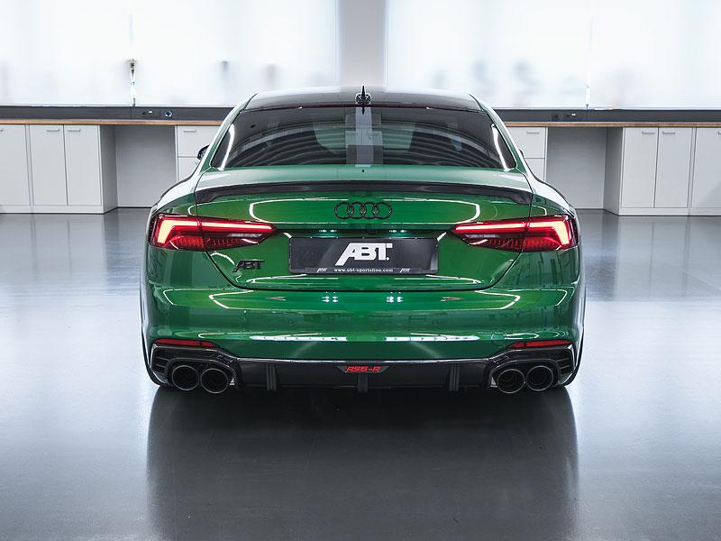 ABT RS5-R ohromuje svým vzhledem i technikou: - fotka 18