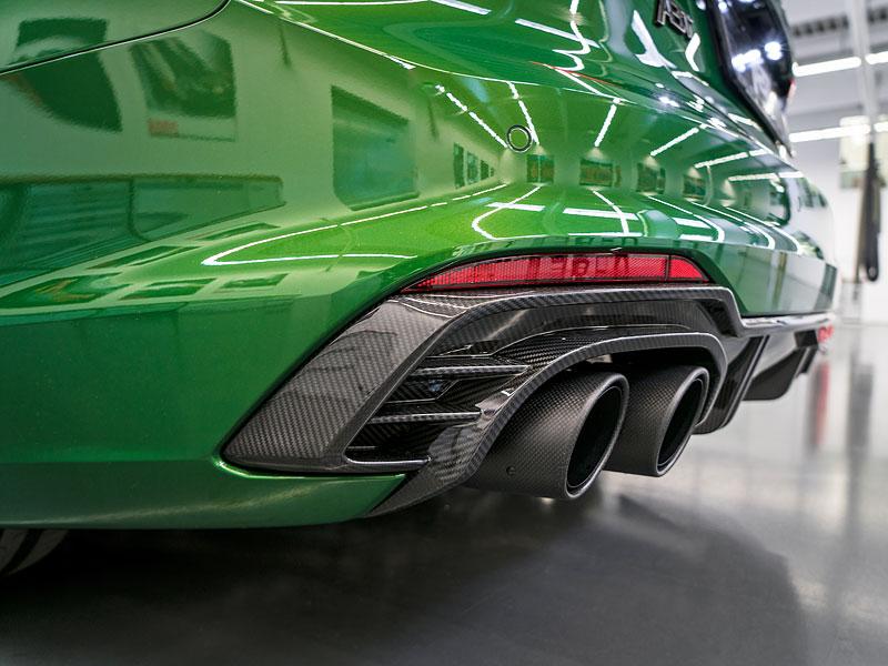 ABT RS5-R ohromuje svým vzhledem i technikou: - fotka 20