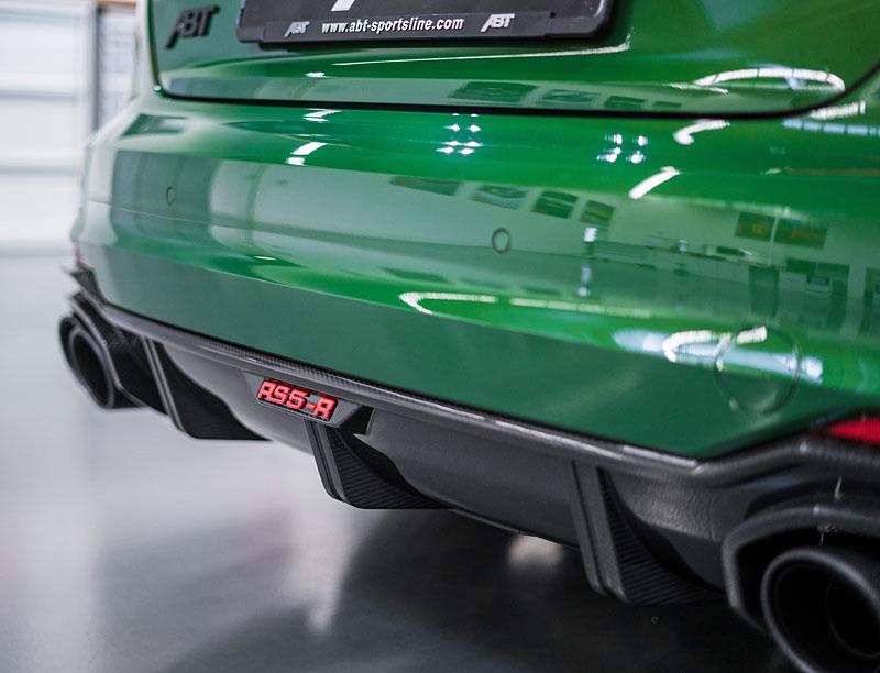ABT RS5-R ohromuje svým vzhledem i technikou: - fotka 21