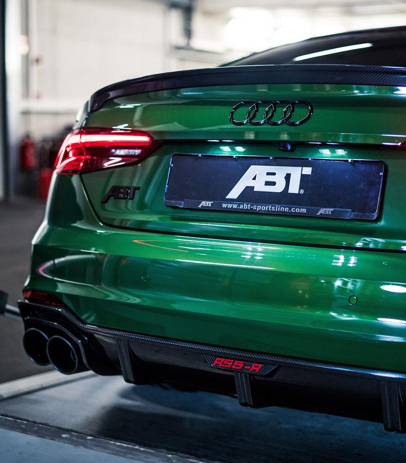 ABT RS5-R ohromuje svým vzhledem i technikou: - fotka 23