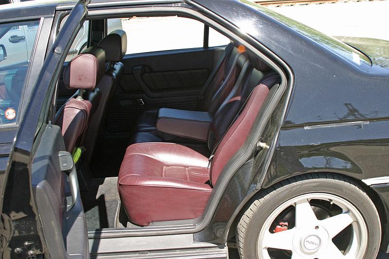 Řídili jsme Alfu Romeo 164 Super 3.0 V6 a Fiat Croma Turbo i. e., italské hvězdy s charismatem na rozdávání: - fotka 8