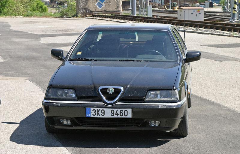 Řídili jsme Alfu Romeo 164 Super 3.0 V6 a Fiat Croma Turbo i. e., italské hvězdy s charismatem na rozdávání: - fotka 10