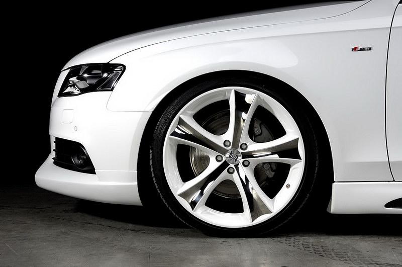 Audi A4 3.0 TDI od Rieger Tuning: - fotka 9