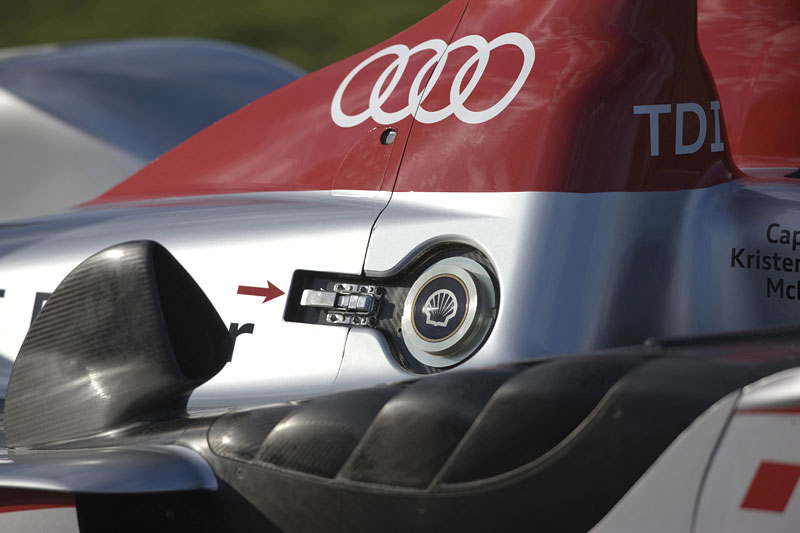 Audi R15 TDI kompletně odhaleno: - fotka 27