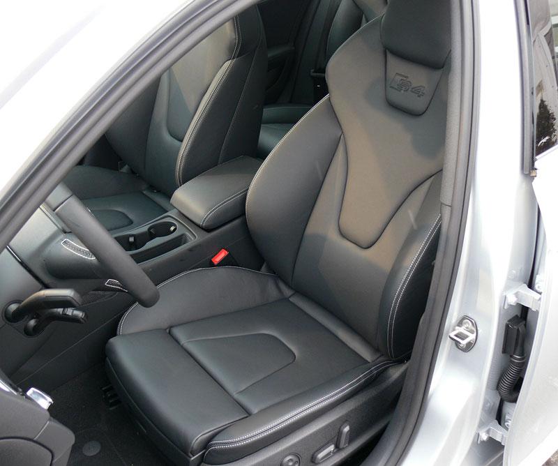 Audi S4 přichází na český trh - první jízdní dojmy: - fotka 4