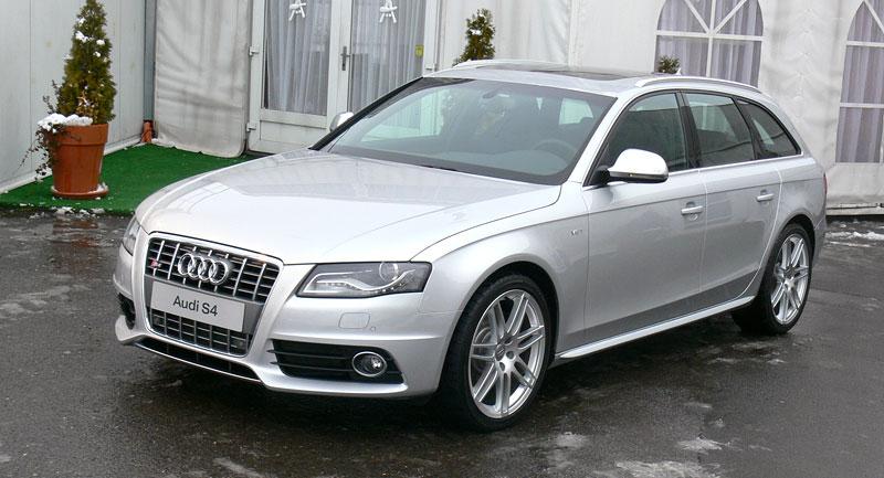 Audi S4 přichází na český trh - první jízdní dojmy: - fotka 8