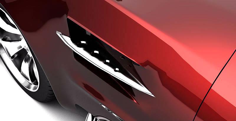 Bailey Speed Blade Concept: moderní sporťák ze staré školy: - fotka 18