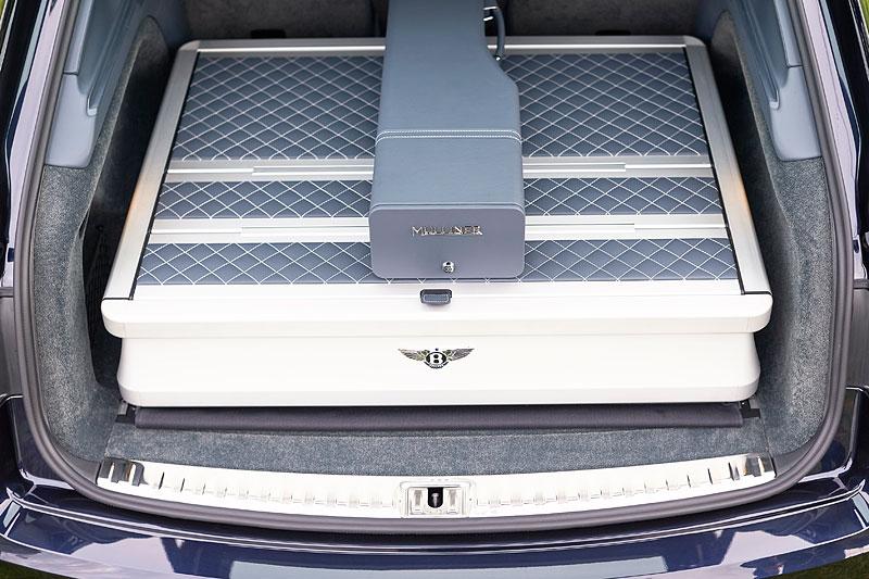 Bentley Bentayga Field Sports By Mulliner cílí na lovce a sportovní střelce: - fotka 7