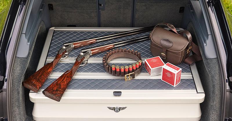 Bentley Bentayga Field Sports By Mulliner cílí na lovce a sportovní střelce: - fotka 11