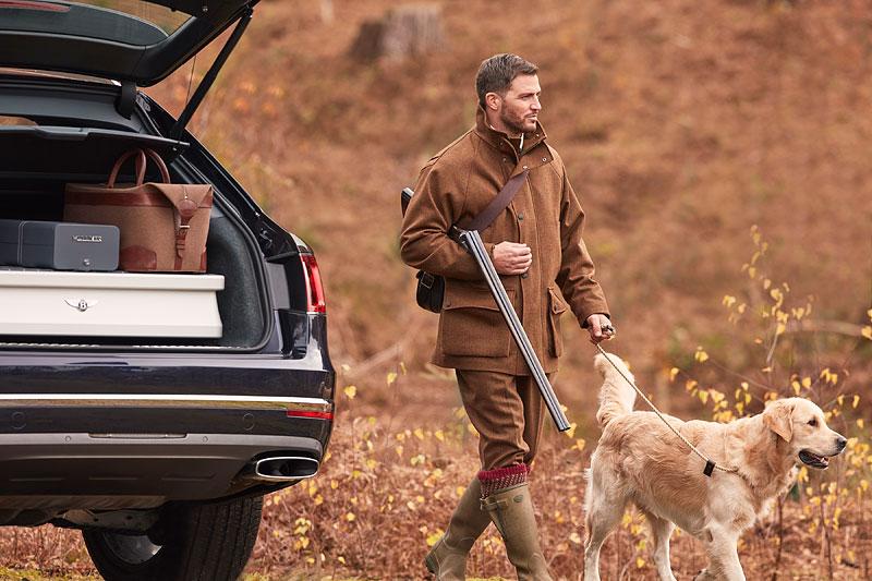 Bentley Bentayga Field Sports By Mulliner cílí na lovce a sportovní střelce: - fotka 14