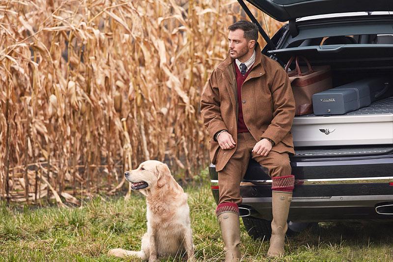 Bentley Bentayga Field Sports By Mulliner cílí na lovce a sportovní střelce: - fotka 15