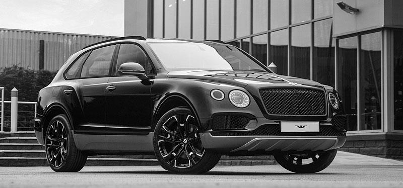 Bentley Bentayga v decentní úpravě od WheelsAndMore s výkonem 710 koní: - fotka 1