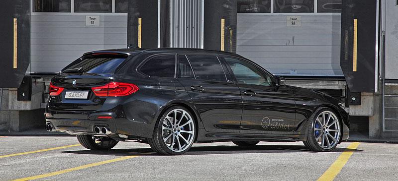 BMW 540i xDrive Touring po zákroku Dähler Design & Technik GmbH: - fotka 8