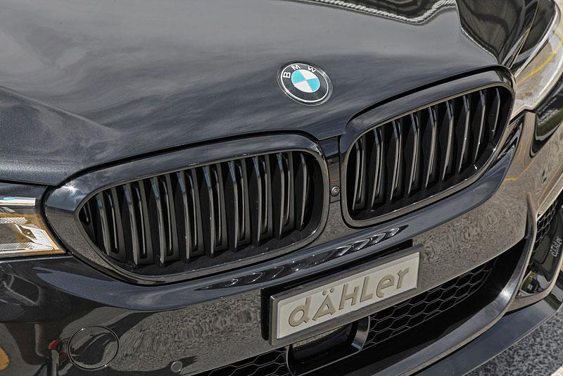 BMW 540i xDrive Touring po zákroku Dähler Design & Technik GmbH: - fotka 15