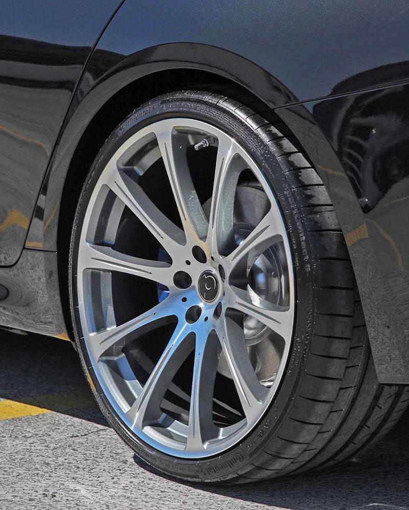 BMW 540i xDrive Touring po zákroku Dähler Design & Technik GmbH: - fotka 17