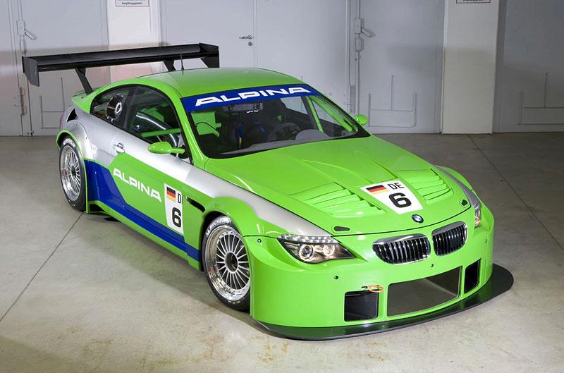 Alpina B6 GT3: návrat na závodní dráhy: - fotka 3
