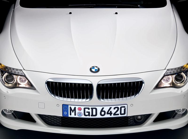 BMW 6 Edition Sport - zkrášlení pro kupé i kabrio: - fotka 7