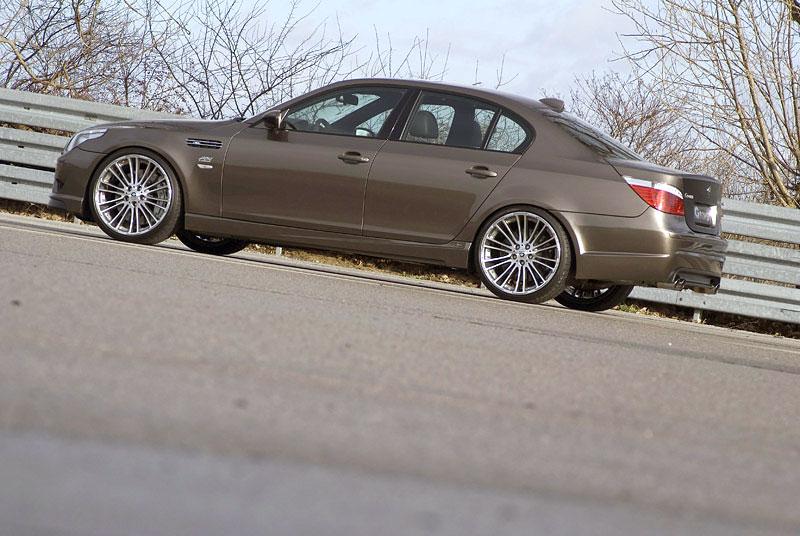 BMW M5 G-Power Hurricane: Závan přírodních živlů: - fotka 7